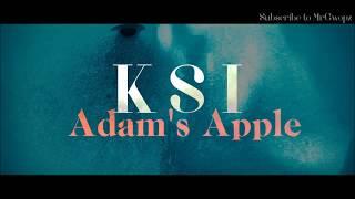 KSI - Adam's Apple ft Alesa Official Lyrics Video HD