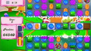 Candy Crush Saga Level 77 -  No Boosters