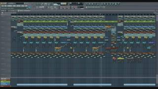 Eminem - Not Afraid - Instrumental fl studio remake with free Download link