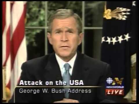CBC 9-11-2001 News Coverage 8:00 PM - 9:00 PM