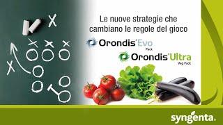 ORONDIS per le colture orticole: due prodotti, innumerevoli vantaggi