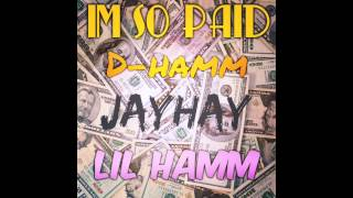 Akon feat. Lil Wayne - Im So Paid - DeWayne and JayHay feat. Lil Hamm - Cover