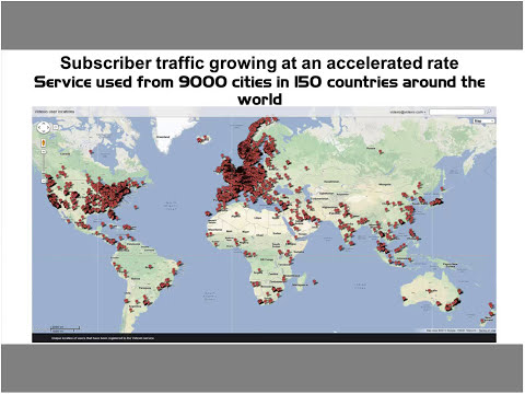 The Power of Video Collaboration without the Pain of Set Up: Core Hosted Video Service
