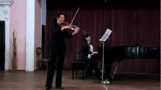 Boris Dubosarskii Sonata pentru viola si pian