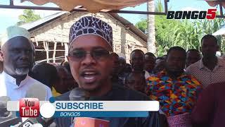 Mh. Kikwete kuhusu Sam wa Ukweli: Yule ndio kanifanya niwe Mbunge wa Chalinze