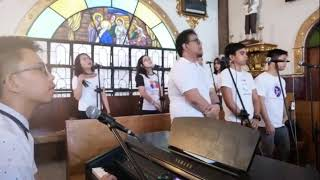 Luwalhati sa Diyos (Ryan Cayabyab) - AP-EYM Choir