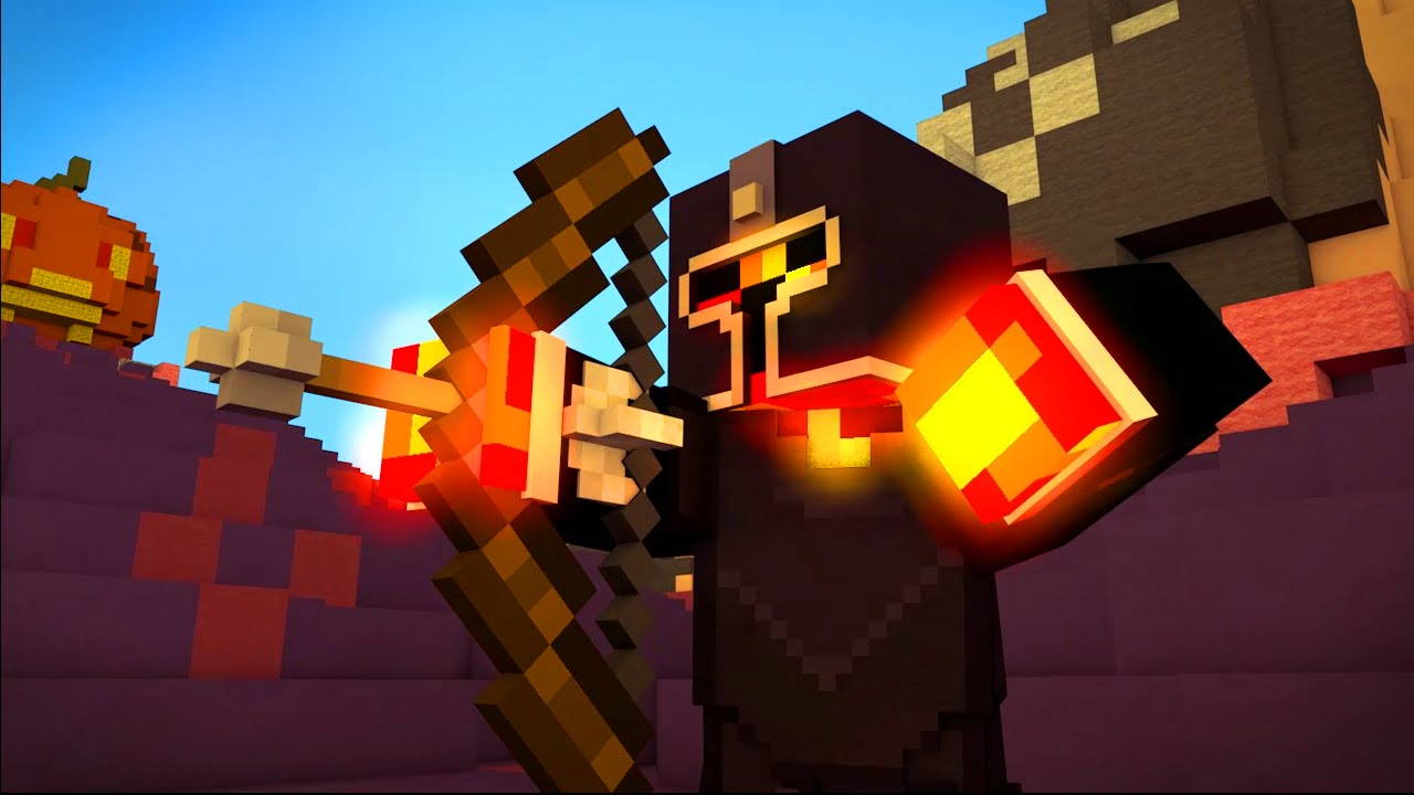 minecraft - the finale battle   minecraft factions animation