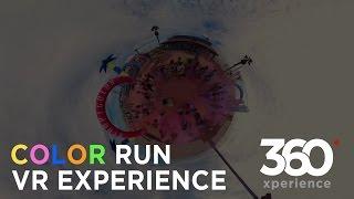 Color Run 360° VR Experience thumbnail