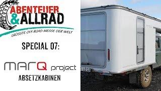 MARQ Absetzkabinen - Abenteuer & Allrad Spezial I 4x4 Passion #80
