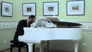Валерий Гаврилин - Одинокая гармонь. Исп.Кирилл Климов, МШ
