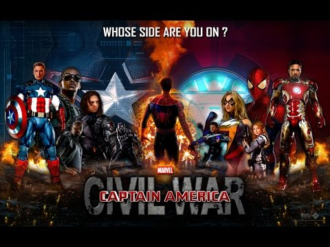 ELVIZ-NEWS 5 -- Elenco De Civil War, Spider-Gwen, Guardianes 3 Y Mas