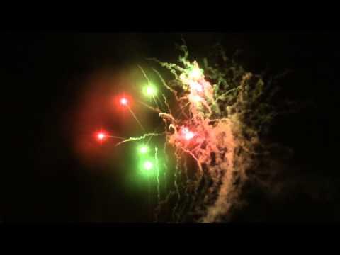Fireworks Display from Jersey Marine Studios