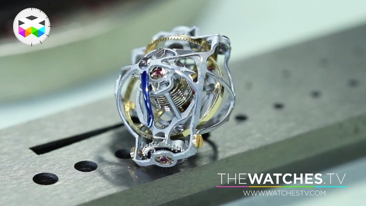 the evolution of the gyrotourbillon by jaeger lecoultre youtube