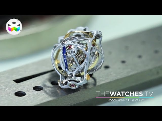 The Evolution of the Gyrotourbillon by Jaeger-LeCoultre