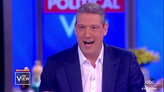 Rep. Tim Ryan Announces His 2020 Presidential Campaign   The View