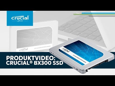 Crucial® BX300 SSD