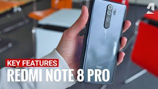 Xiaomi Redmi Note 8 Pro Review Videos
