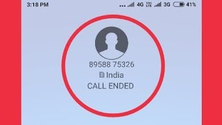 Call Ended Problem || Outgoing Calls Not Working || Call Not Connected Problem Solve