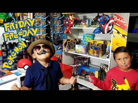 THE MOST POKEMON REVIEWS YOU'VE EVER SEEN! ETHAN & CARL BRING TONS OF NEW VIDEOS! Friday Freeday #86