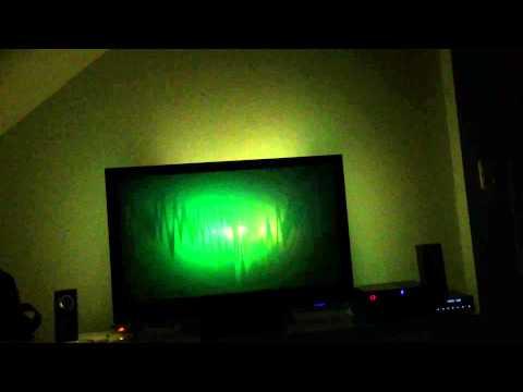 Kodi OpenElec Audio Visualizations with Ambilight