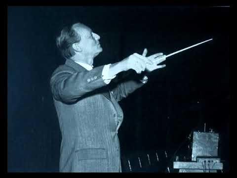 Ravel - Andre Cluytens (live, Prague 1955) Rapsodie espagnole