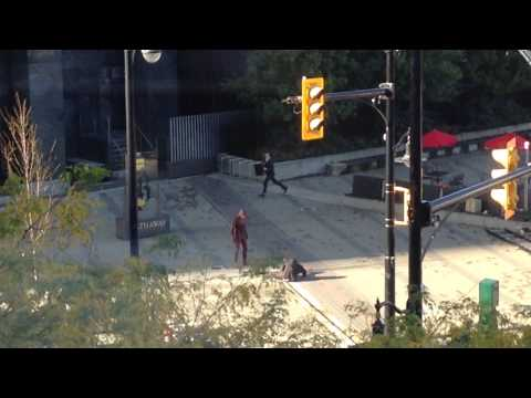 The Flash TV Series (Filmed in downtown Vancouver)