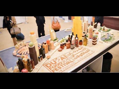Tastes of Dubai Food Festival - 2015