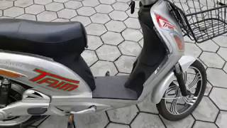 Bicicleta elétrica Taim 350w