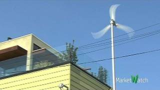 Backyard Wind Power