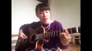 Ngỡ đâu tình đã quên mình- Trang Phạm Guitar cover
