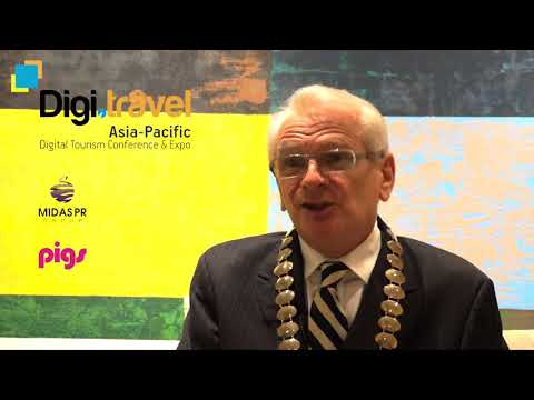 3rd Digi.travel Asia-Pacific Conference & Expo - 20 June 2018 - Andrew Wood Skal #1