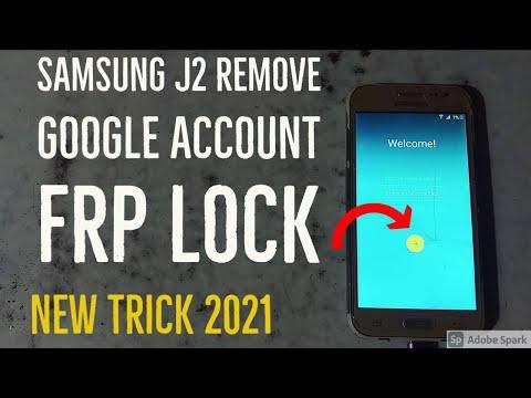 Samsung J2 Frp Bypass /Samsung J2 Google Account Remove New Method 2021