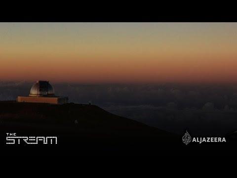 The Stream - Science on sacred land at Mauna Kea