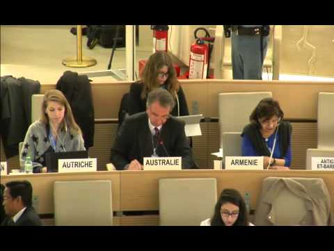 ID  COI on Human Rights in Eritrea  30th Meeting 28th Regular Session of Human Rights Council