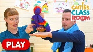 Animal Puppet Show | Caitie's Classroom