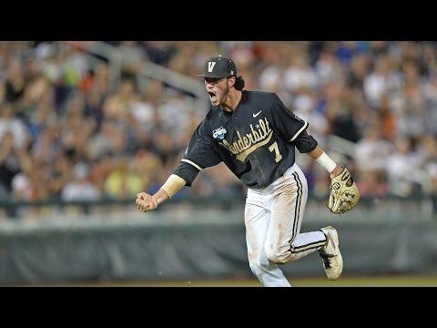 Dansby Swanson Vanderbilt Highlights | 1st Overall 2015 MLB Draft Pick ᴴᴰ