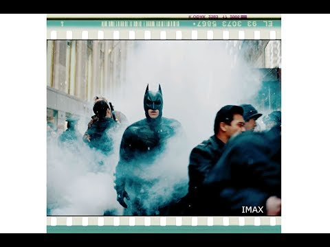 "The Dark Knight Rises - IMAX 70MM Film Prologue ""Montage"""