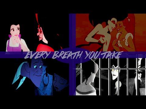 non/disney mep || every breath you take
