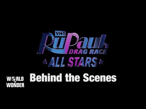 RuPauls Drag Race All Stars 4: The Day Before BEHIND THE SCENES