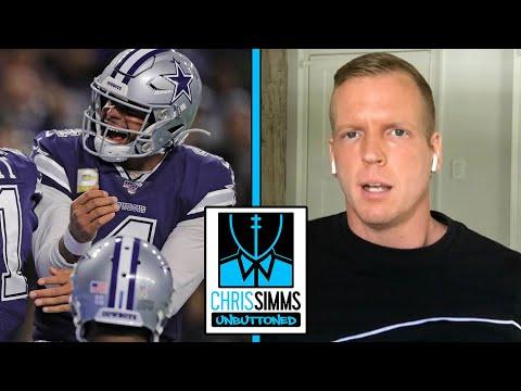 Ranking The Top Five NFL Jerseys | Chris Simms Unbuttoned | NBC Sports
