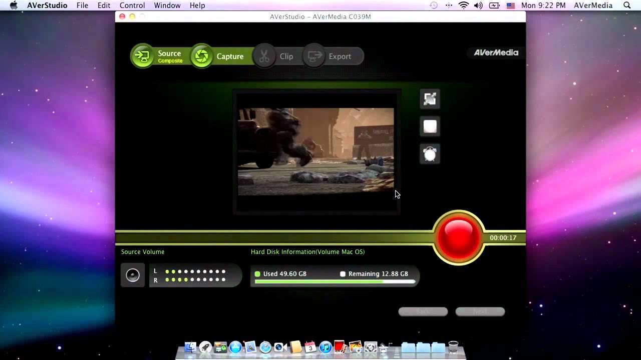 教你如何在Mac上擷取影片~強力推薦好用工具AVerCapture M - YouTube