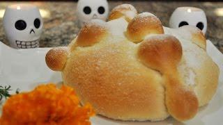 Day Of The Dead Bread - RECIPE - Pan Muerto para el dia de los muertos receta Thumbnail