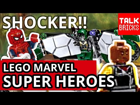 LEGO News: Marvel Super Heroes 2017, Spider-Man Homecoming sets ...