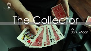 The Collector by Do Ki Moon 도기문 카드마술 Card magic