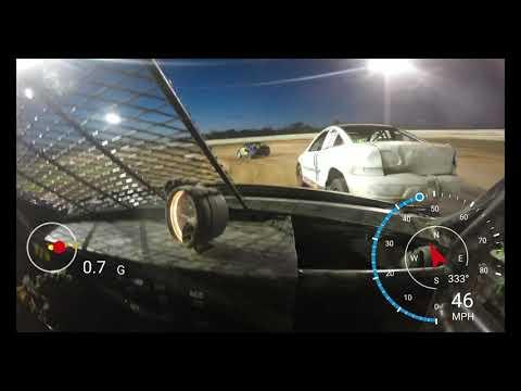 ABC Raceway Hornet feature 8/24/19 Dead Last!!!