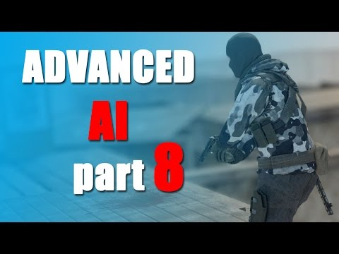 Advanced AI From Scratch - Part 8 Chase & Cover Base - Unity Tutorial