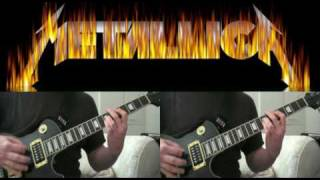 The Four Horsemen (guitar cover)