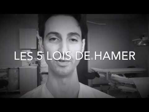 Les 5 lois de Hamer