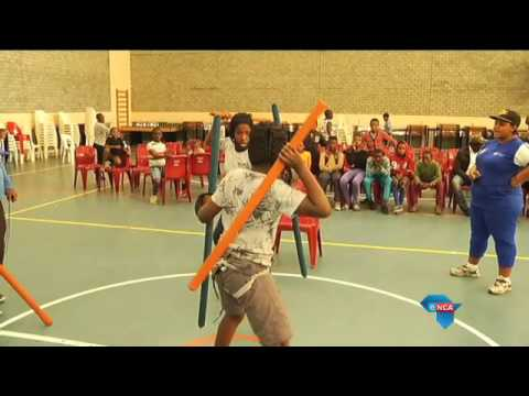 Traditional stick fighting becoming a championship sport