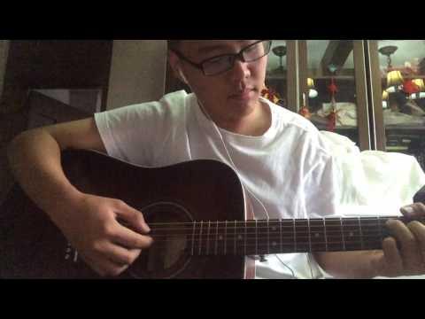 Zhao Lei's Cheng Du -- guitar cover by Steven Kan